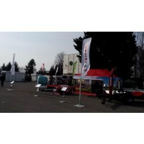 Expozice společností TEMAK CZ a TEMAK SK