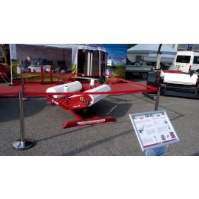 Model T-02 EXCLUSIVE s dálkovým ovládáním